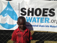 Shoes 4 Water Logo