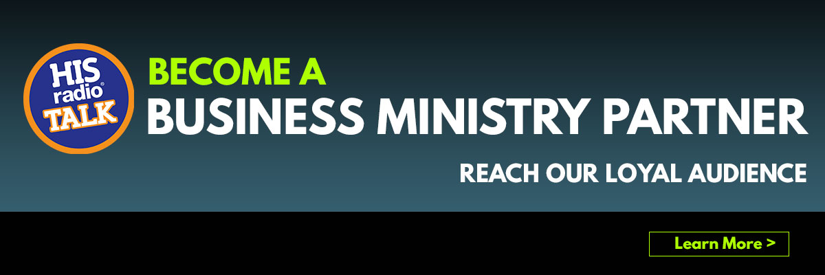 Become an Ministry Partner